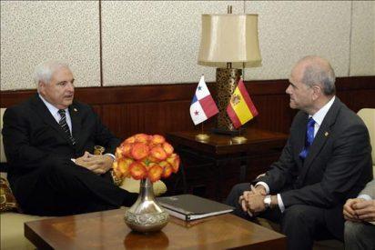 El vicepresidente Chaves repasa con Martinelli las inversiones españolas en Panamá