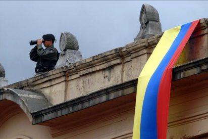 Frustran un presunto plan de las FARC para repetir un atentado en una posesión presidencial