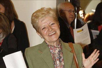 Milagros del Corral, ex directora de la Biblioteca Nacional, recibirá hoy un homenaje