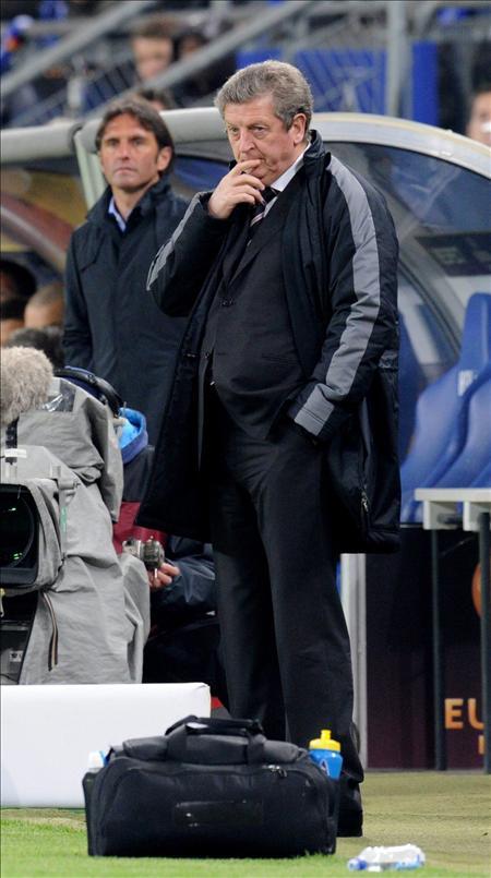 Roy Hodgson será en el nuevo entrenador del Liverpool en las próximas horas