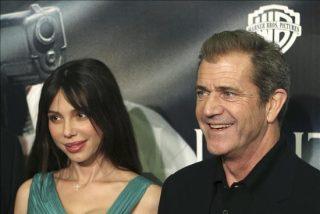 Mel Gibson y Oksana Grigorieva están en una guerra mediática por la custodia de su hija