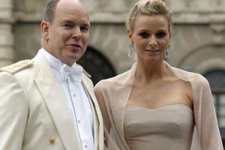 Alberto de Mónaco y Charlene se casan el próximo verano