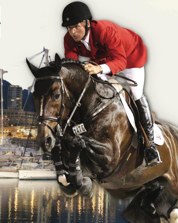 Quinta cita del Global Champions Tour en Monte-Carlo