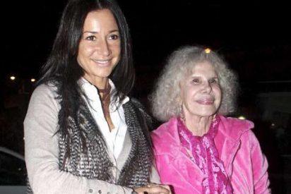Cecilia Gómez pone en marcha su compañía con un espectáculo de homenaje a la Duquesa de Alba
