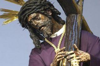 Amputan un brazo al Jesús del Gran Poder de Sevilla
