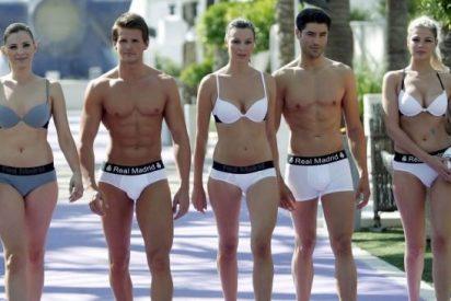 Nueva colección de ropa interior del Real Madrid