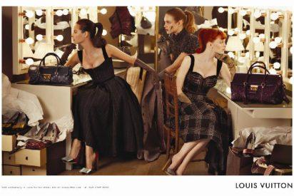 Louis Vuitton reúne a Christy Turlington, Karen Elson y Natalia Vodianova