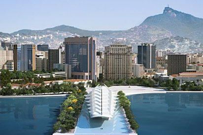 Calatrava presenta el Museo del Mañana, en Río