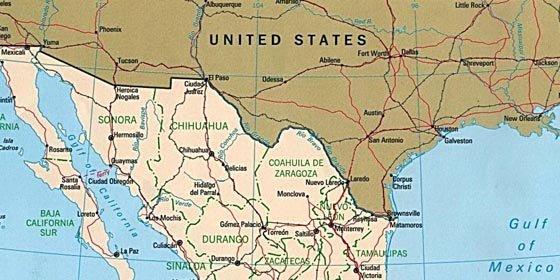 Más de una veintena de temblores sacudieron la frontera de EE.UU. con México