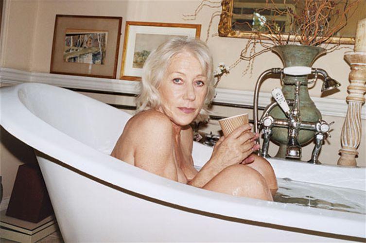 Helen Mirren se desnuda a los 65
