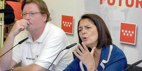 """Paloma Adrados presentó la II edición del proyecto """"Nuevos madrileños, futuros empresarios"""""""