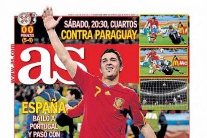 """La prensa portuguesa la toma con Ronaldo: """"CR Zero"""""""