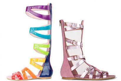 Rainbow Gladiator, la propuesta de PrettyBallerinas para este verano