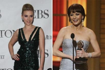 Scarlett Johansson, Catherine Zeta-Jones y Denzel Washington triunfan en los 'Tony'