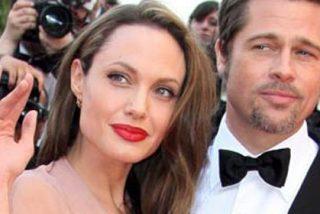 Angelina Jolie, desquiciada por los encuentros de Brad Pitt con Jennifer Aniston