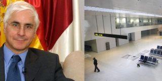 ¿Ha unido Barreda su futuro político al del aeropuerto de su pueblo?