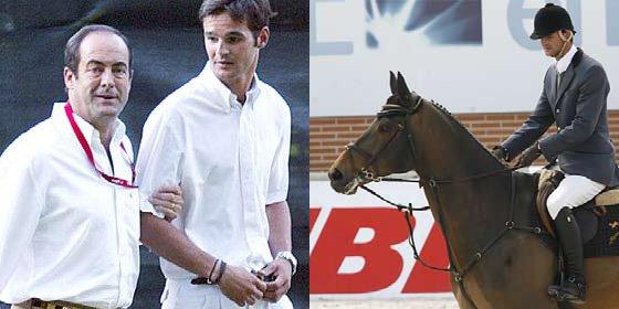 Los caballos del hijo de Bono han costado desde 2005 más de 800.000 euros