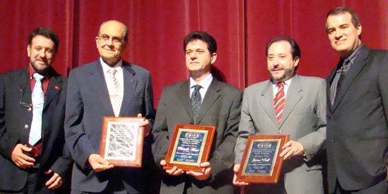 Luis Callejon Blanco es distinguido en EUROAL 2010