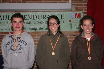 María Ledesma, campeona de España de Raid Jóvenes Jinetes/Juvenil