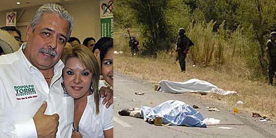 Acribillan a tiros al candidato del PRI a gobernador de Tamaulipas, México