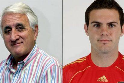 """Carazo no quiere a Juan Mata en el Barça: """"No mejora la calidad de Pedrito"""""""