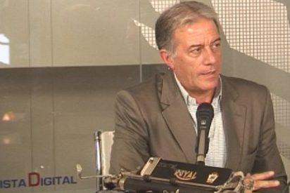 """Carlos Salas: """"Un periodista tiene que tener el espíritu del lobo en la estepa. Tiene que ir a por la comida"""""""