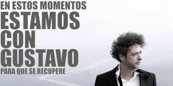 Gustavo Cerati sigue grave, inconsciente y sin evolución