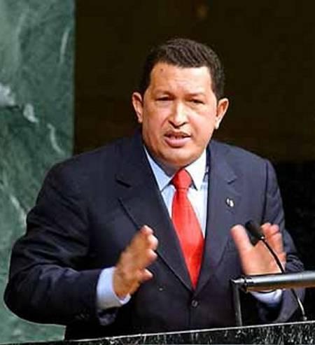 Hugo Chávez cambia a nueve ministros de su gabinete