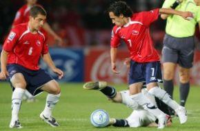 Chile derrota 1-0 a Suiza y se acerca a los octavos de final