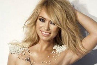 Patricia Conde, una 'perla' al desnudo