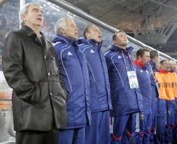 Raymond Domenech califica de fracaso la participación de Francia en mundial