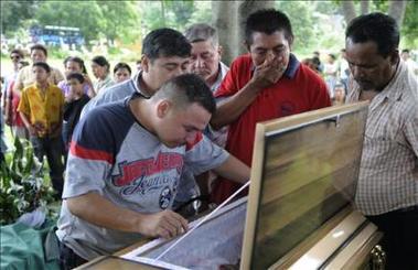 Proponen al Congreso aprobar la pena de muerte en El Salvador