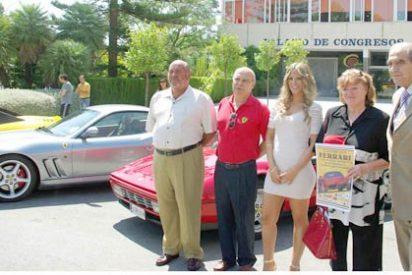 Torremolinos albergará en septiembre la mayor concentración de Ferraris de Europa