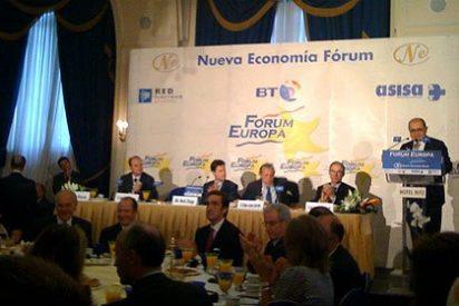 """Nick Clegg: """"Es vital para el Reino Unido que España y la eurozona tengan éxito en sus reformas"""""""