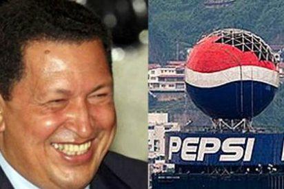 Hugo Chávez expropia el agua de Coca Cola y Pepsi