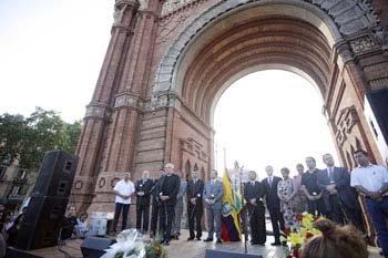 Senami se ocupará de la repatriación de los siete ecuatorianos fallecidos en Castelldefels