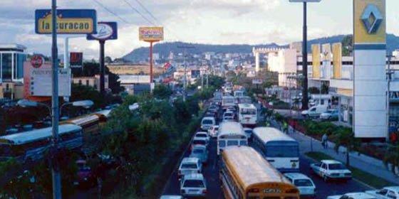 Honduras... a oscuras