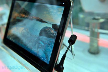 LG también presenta su tableta anti-iPad