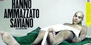 Un fotomontaje 'mata' al escritor amenazado por la mafia Roberto Saviano