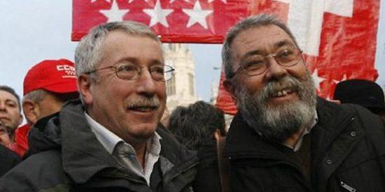 Los sindicatos advierten al Gobierno que si no cambia la reforma habrá huelga general