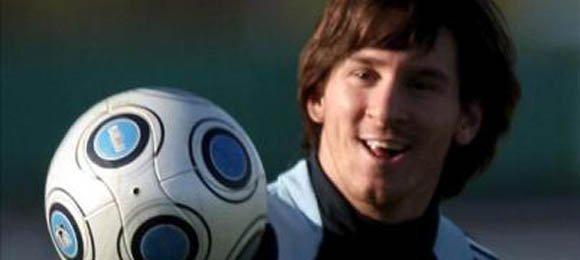 Messi recuerda con cariño su paso por Perú durante Copa de la Amistad