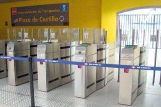 Esperanza Aguirre defiende a los madrileños frente a huelgas salvajes