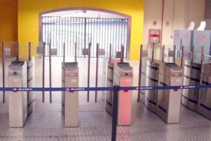 Caos en Madrid por la huelga de Metro