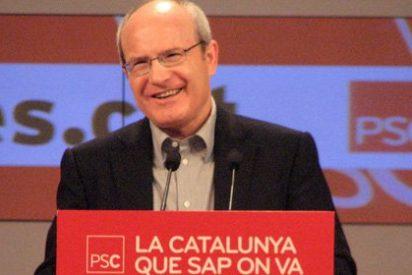 Montilla llama a los catalanes para que defiendan en la calle el Estatut