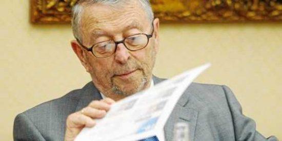 Oliart cobra 20.000 euros al mes