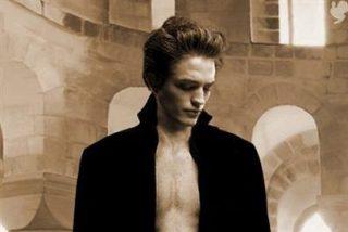 Pattinson desciende de Drácula
