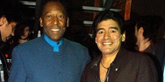 """""""Maradona dirige a Argentina porque necesita dinero"""""""