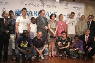 Barclays premia a Mensajeros de la Paz Madrid