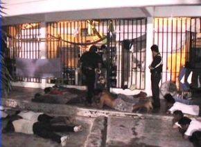 Masacre en una cárcel de México