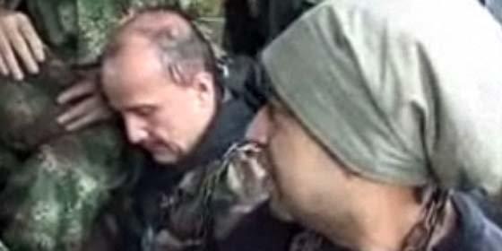El Ejército colombiano revela un vídeo del rescate de los rehenes